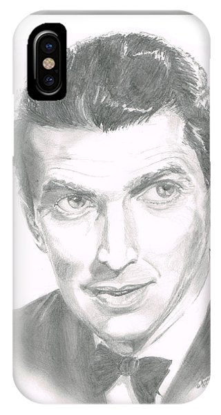 Jimmy Stewart IPhone Case