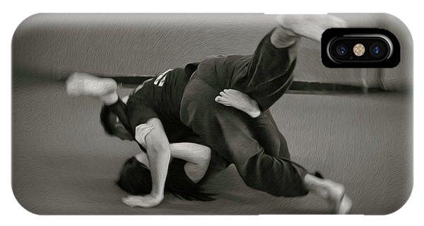 Jiu Jitsu IPhone Case