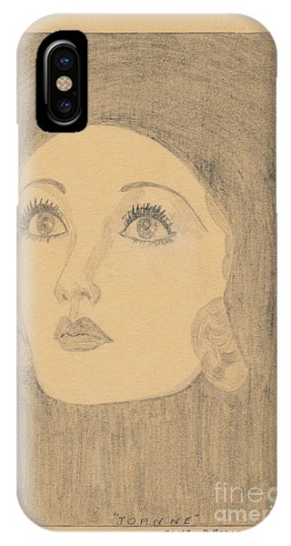 Joanne Bennett  IPhone Case