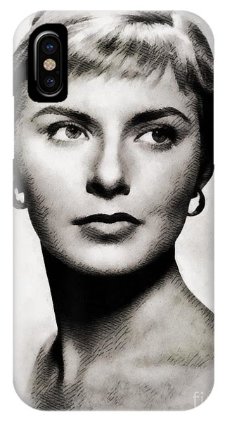 Joanne Woodward, Vintage Actress IPhone Case