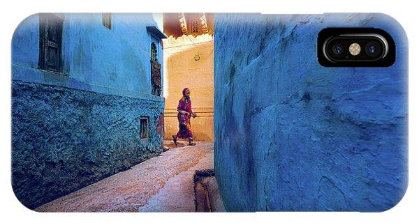 Jodhpur Colors IPhone Case