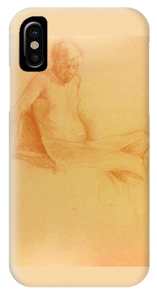 Joe #1 IPhone Case