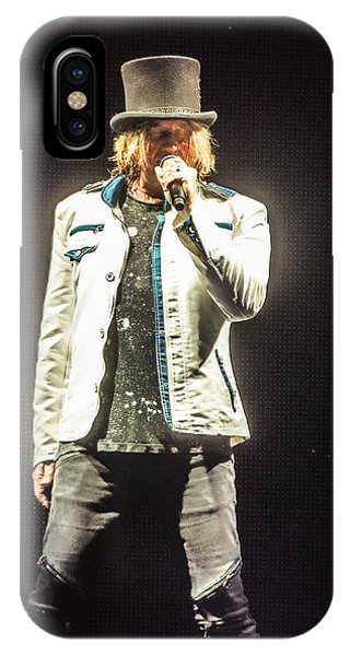 Joe Elliott IPhone Case