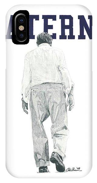 Joe Paterno IPhone Case