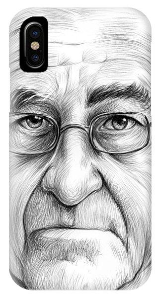 Joe Schlesinger IPhone Case
