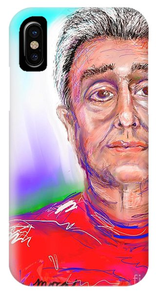 Joe Self Portiture  IPhone Case