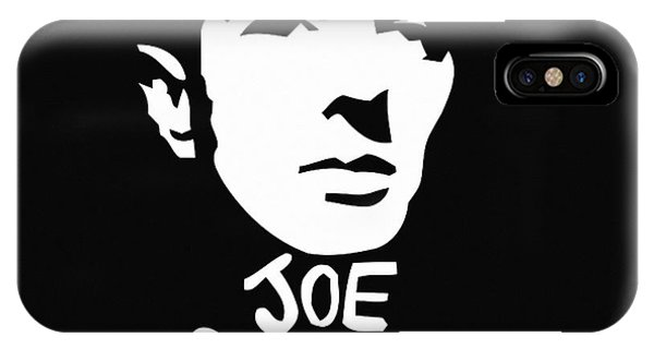 Joe Strummer IPhone Case