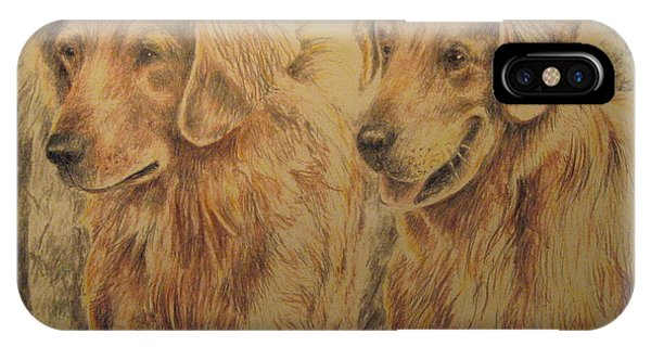 Joe's Dogs IPhone Case