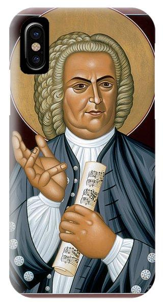 Johann Sebastian Bach - Rljsb IPhone Case