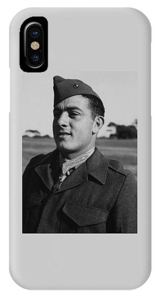 John Basilone IPhone Case