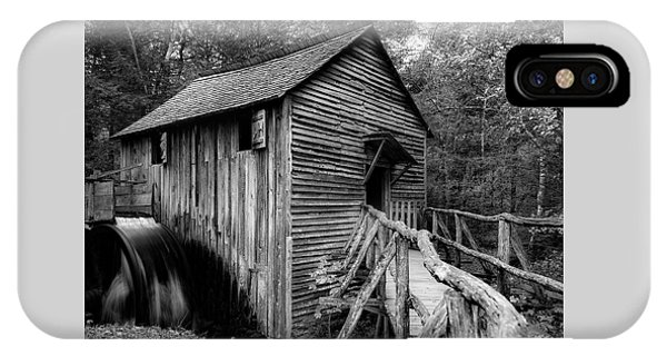 John Cable Grist Mill I IPhone Case