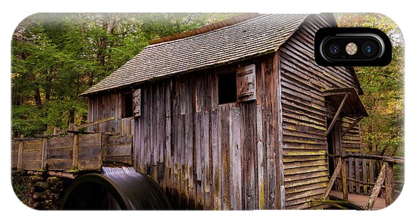 John Cable Grist Mill II IPhone Case
