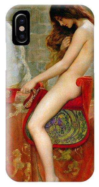 Lady Godiva IPhone Case