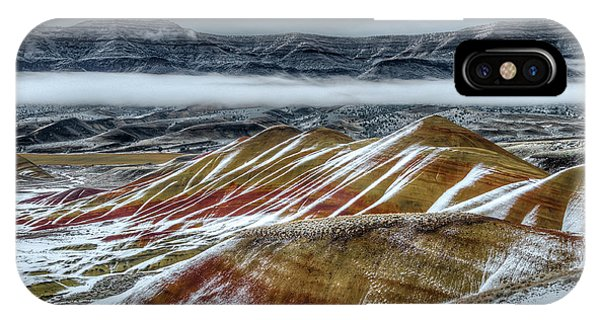 John Day Layers - 2 IPhone Case