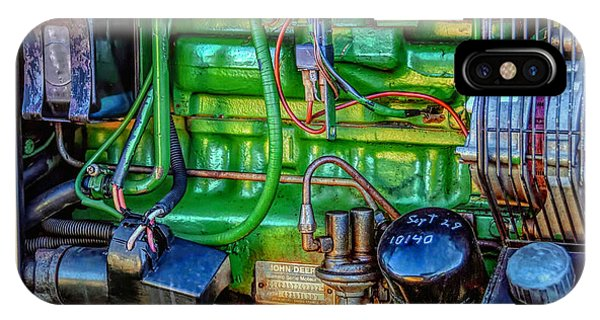 John Deere Engine IPhone Case