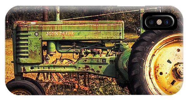John Deere Retired IPhone Case