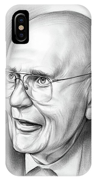 Political iPhone Case - John Dingell by Greg Joens