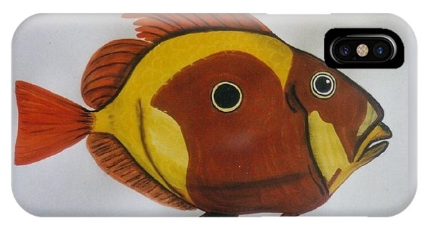 John Dory IPhone Case
