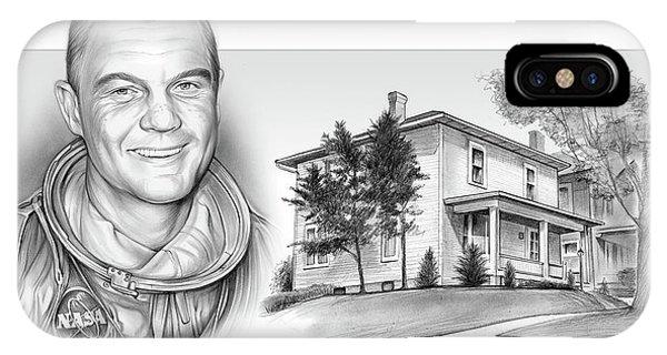 John Glenn Birth Place 2 IPhone Case