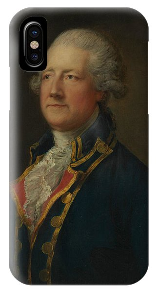 John Hobart, 2nd Earl Of Buckinghamshire IPhone Case