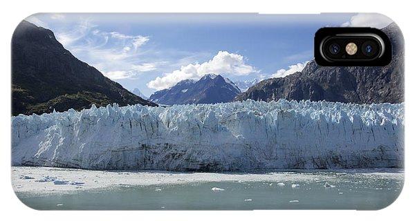 John Hopkins Glacier 14 IPhone Case