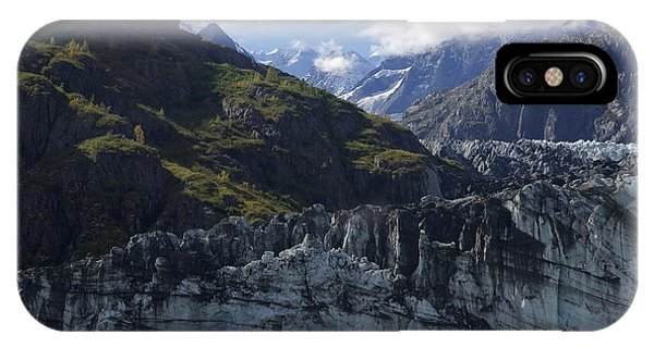 John Hopkins Glacier 15 IPhone Case