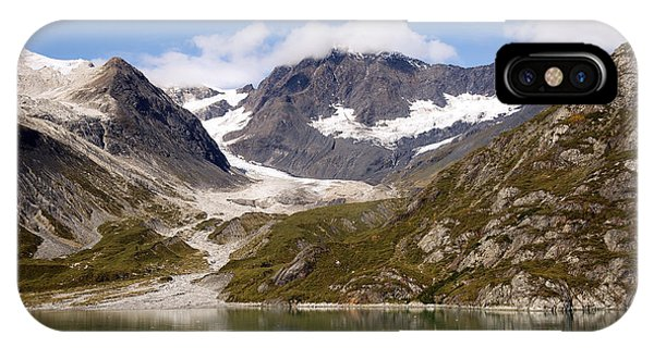 John Hopkins Glacier 5 IPhone Case