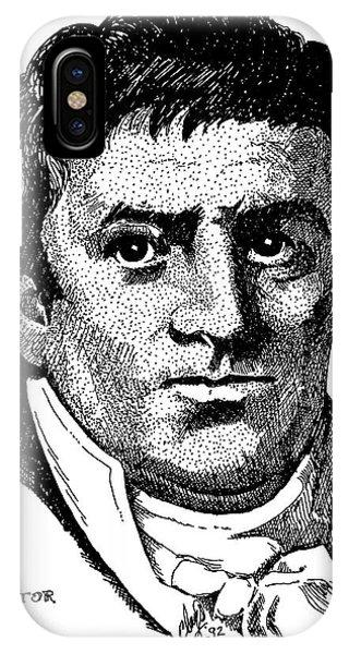 John Jacob Astor IPhone Case