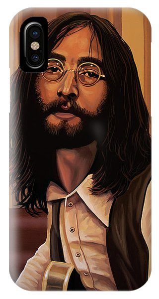 John Lennon Imagine IPhone Case