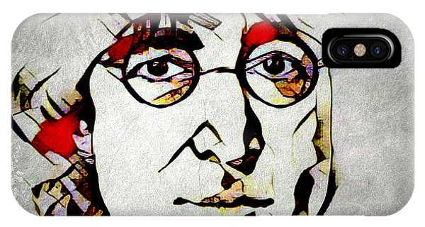 John Lennon IPhone Case