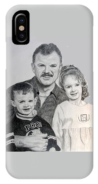 John Megan And Joey IPhone Case