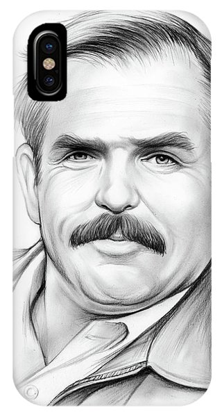 John Ratzenberger IPhone Case
