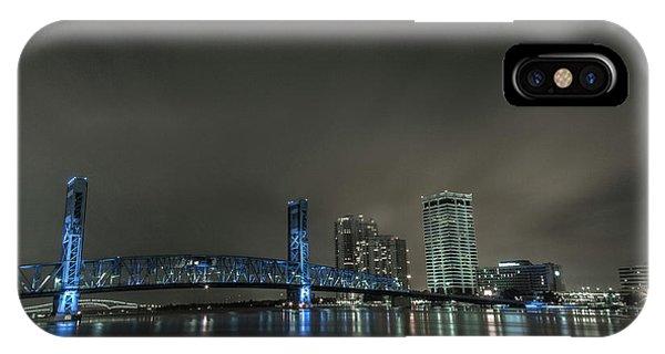 John T. Alsop Bridge 2 IPhone Case