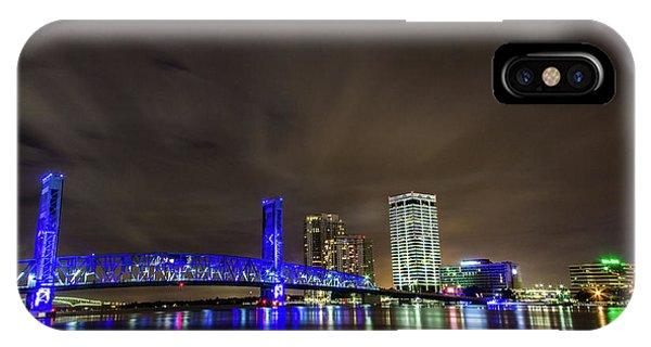 John T. Alsop Bridge IPhone Case