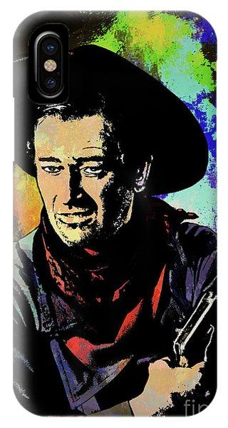 John Wayne, IPhone Case