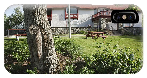 Mt. Prospect iPhone Case - John Wingate Weeks Estate - Lancaster Nh by Erin Paul Donovan