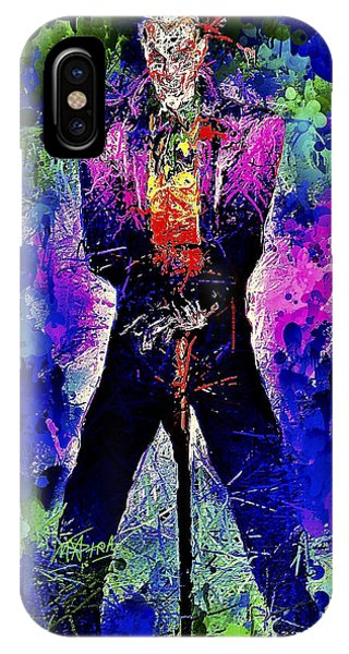 Joker Night IPhone Case