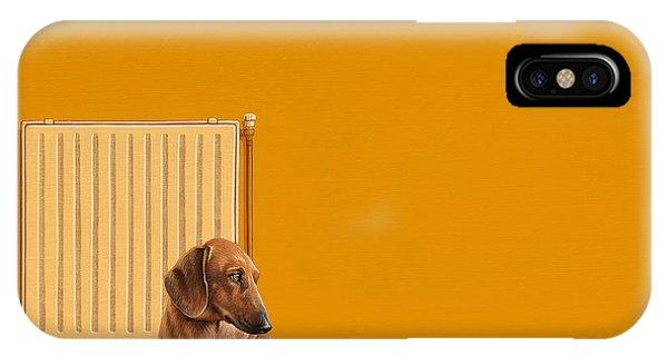 Pets iPhone Case - Jonas by Jasper Oostland