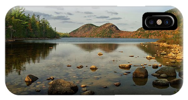 Jordan Pond 1 IPhone Case