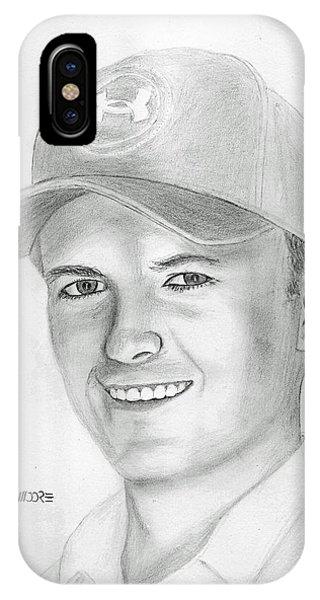 Jordan Spieth IPhone Case