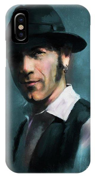 Mr. Marin IPhone Case