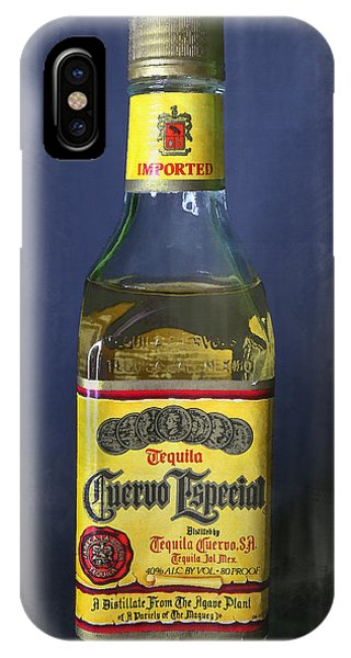 Jose Cuervo Tequila IPhone Case