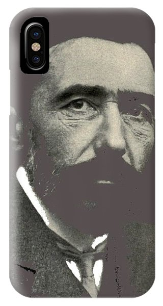 Joseph Conrad George Charles Beresford Photo 1904-2015 IPhone Case
