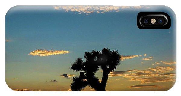 Joshua Sunset IPhone Case