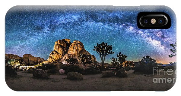 Joshua Tree Milkyway IPhone Case