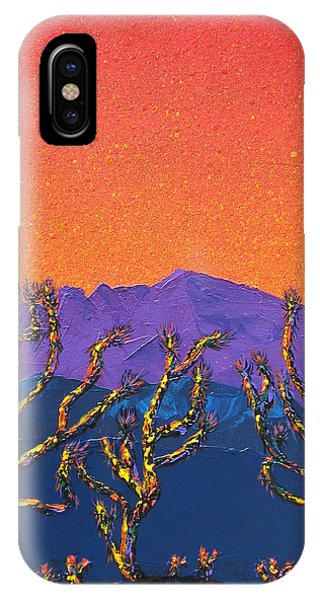 Joshua Trees IPhone Case