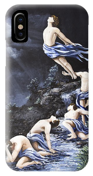 Journey Into Self Male IPhone Case