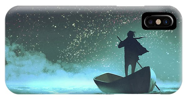 Journey To The New World IPhone Case