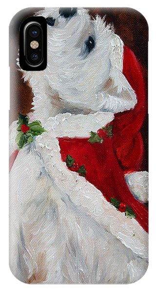 Sparrow iPhone Case - Joy To The World by Mary Sparrow
