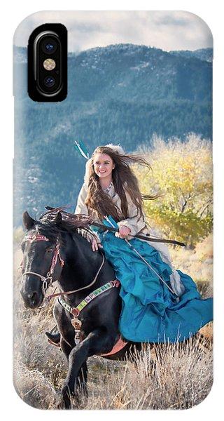 Joylene 3 IPhone Case